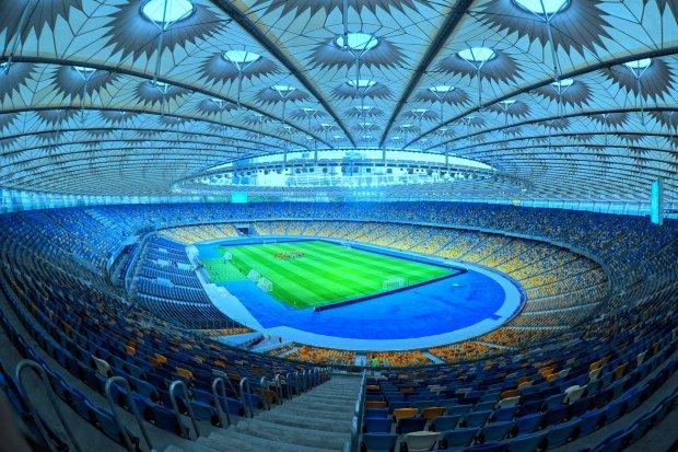 Олимпийский стадион, Киев. Фото: Википедия