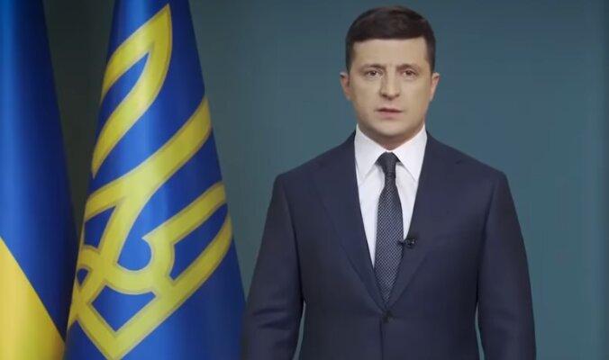 Владимир Зеленский. Фото: youtube