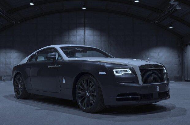 Автомобиль Rolls-Royce Wraith. Фото: Autonews.ru