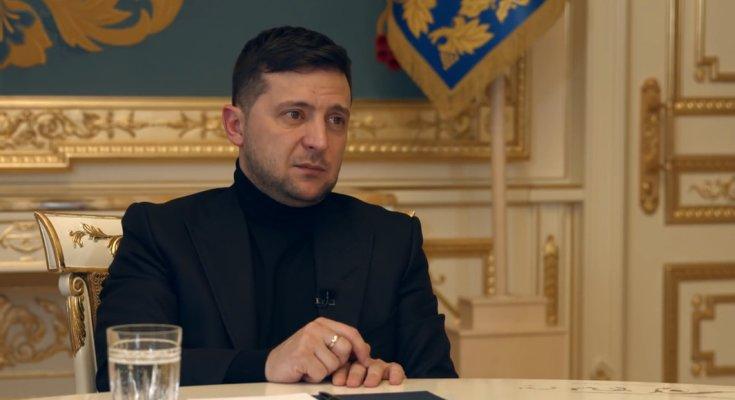Владимир Зеленский, фото: Скриншот из видео