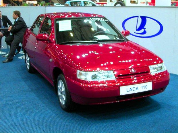 Автомобиль LADA. Фото: Википедия