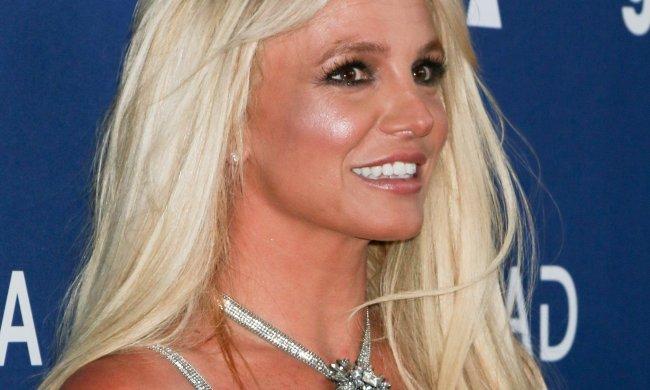 Бритни уже не та: Папарацци застали Бритни Спирс в купальнике