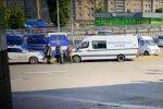 В Киеве сообщили о заминировании центрального автовокзала. Фото: скриншот видео obozrevatel.com