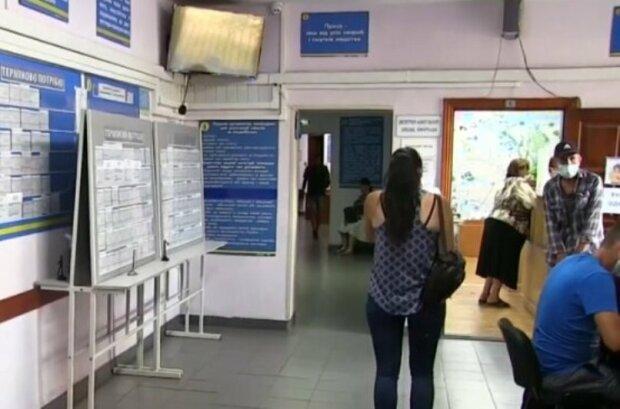 Число безработных в Украине выросло. Фото: скриншот YouTube
