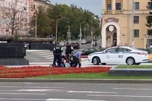 В Беларуси задержали двух украинцев. Фото: YouTube, скрин