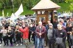 Протест под Кабмином. Фото: скрин youtube
