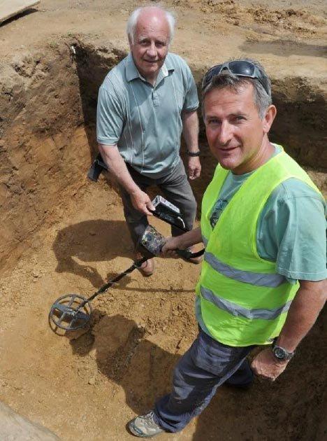 В Британии нашли самый большой в мире клад