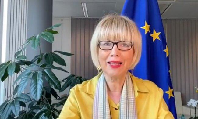 Хельга Шмид - новый генсек ОБСЕ. Фото: скриншот YouTube-видео