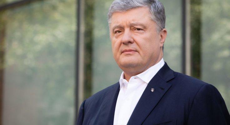 Уголовные дела Порошенко: генпрокурор Рябошапка рассказал, когда объявят подозрение