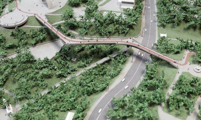 Кличко опозорился на всю Европу. Швейцарские архитекторы обивняют власти Киева в воровстве проекта моста