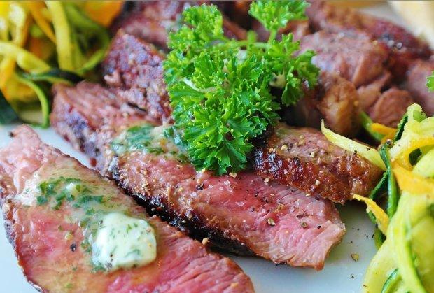 Красное мясо. Фото: МедПросвита