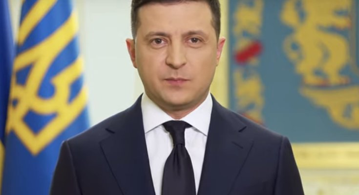 Владимир Зеленский. Фото: скриншот видео