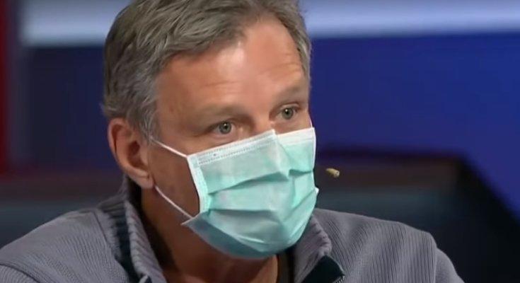 Андрей Пальчевский. Фото: 112 телеканал