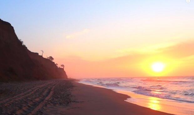 Летнее солнце. Фото: скриншот Youtube