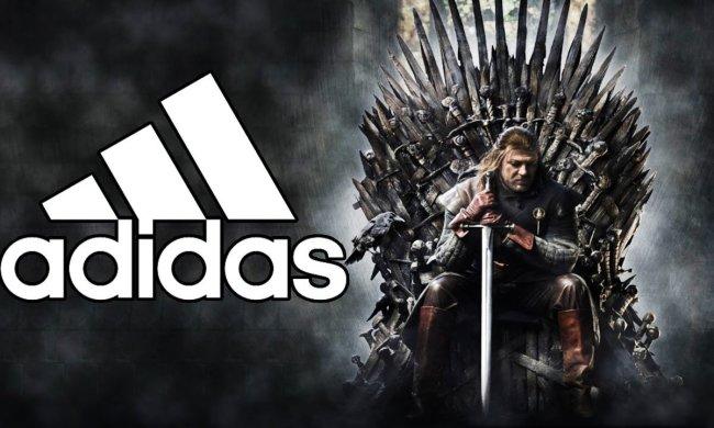 Adidas под «Игры престолов» выпустит две пары кроссовок