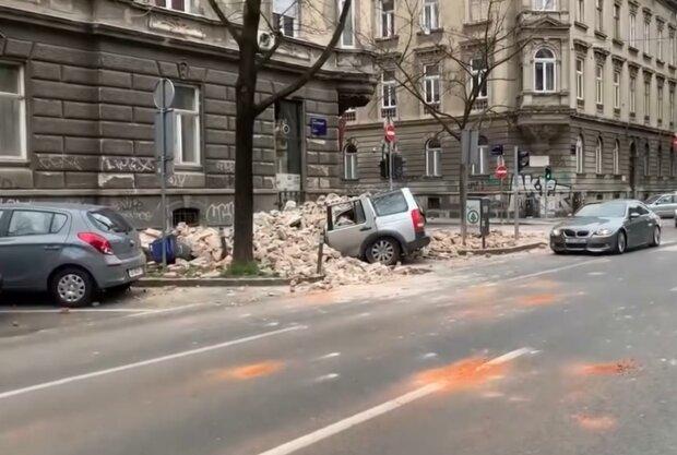 В западной Украине зафиксировано очередное землетрясение. Фото: скрин youtube