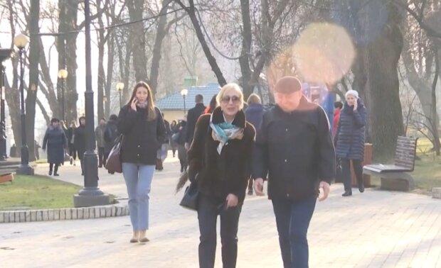 В конце ноября в Украине потеплеет. Фото: скриншот Youtube-видео