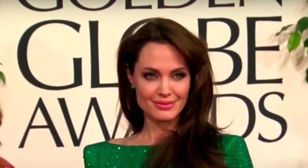 Анджелина Джоли. Фото: скриншот YouTube