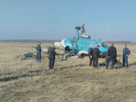 ЧП на Харьковщине: Рухнул военный вертолет — отказало оборудование. Известны подробности