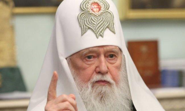 Украинская церковь под угрозой уничтожения: Филарет назвал главных виновников после Синода