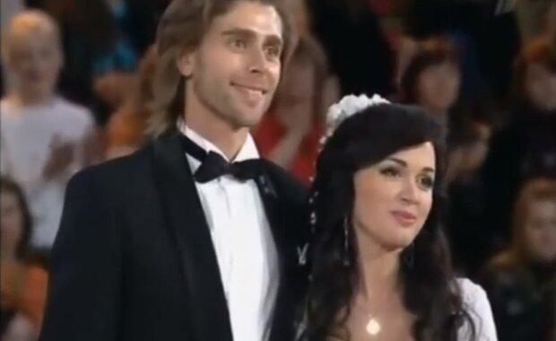 Анастасия Заворотнюк и Пётр Чернышев. Фото: скриншот YouTube-видео
