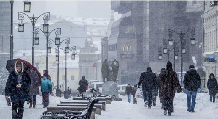зима, похолодание, Украина, фото Google