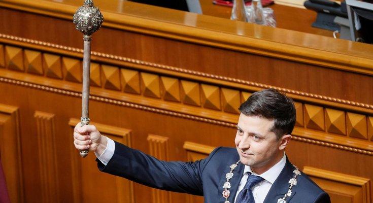 Зеленский рассказал, что скажет Путину в глаза при первой же встрече