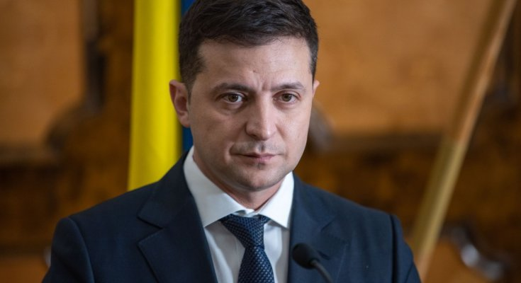 Владимир Зеленский. Фото Рresident.gov.ua