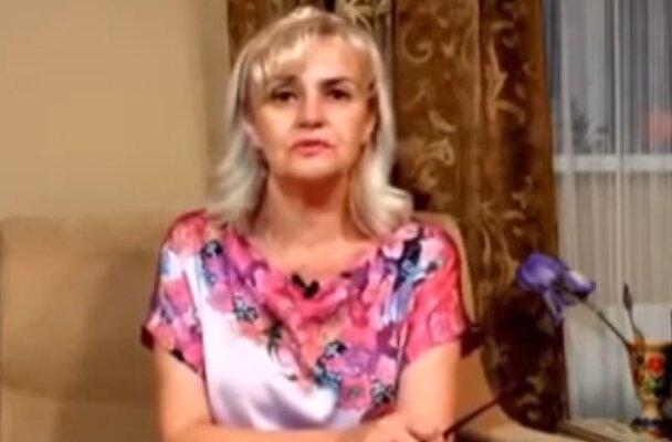 Ирина Фарион. Фото: скриншот YouTube