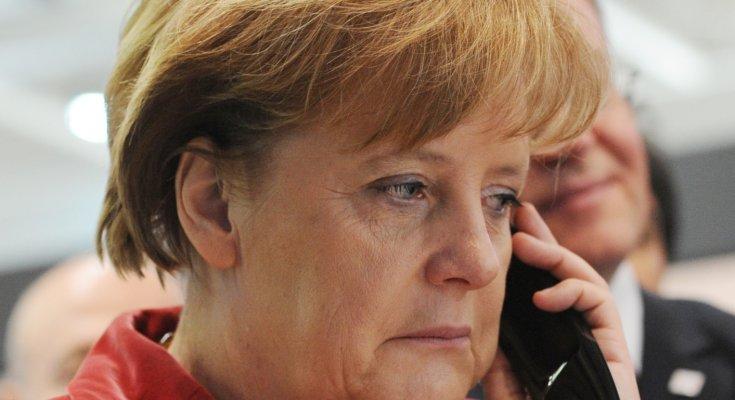 Меркель попросила Путина пойти на компромисс