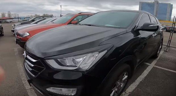 Автомобили, скриншот YouTube