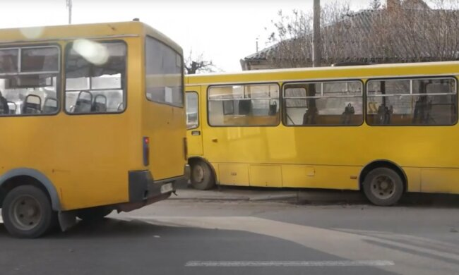 Автобусы. Фото: скриншот Youtube