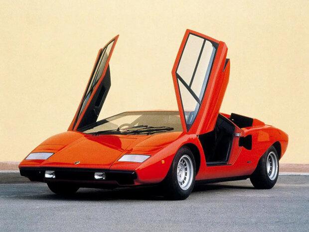 """Lamborghini Countach"". Фото: autoexpress.co.uk"