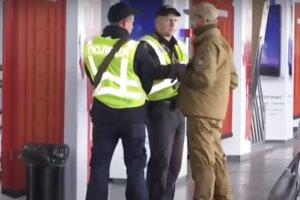 Полиция. Фото: скриншот видео