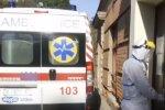 Новый антрекорд по количеству больных коронавирусом в Украине. Фото: скриншот YouTube-видео