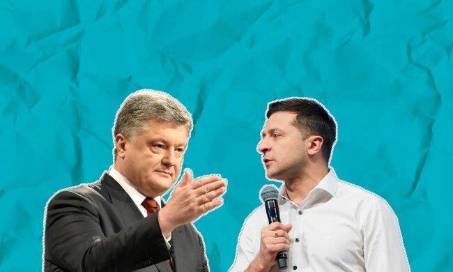 Дебаты на Олимпийском: Это будет гладиаторский бой Порошенко и Зеленского