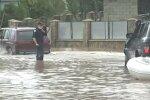 Наводнения в западных областях Украины. Фото: YouTube, скрин