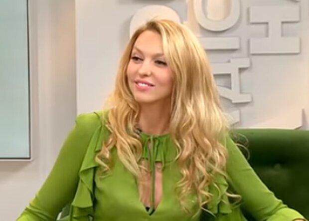 Оля Полякова.  Фото: скриншот YouTube-видео