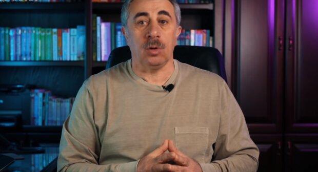 Доктор Комаровский. Фото: скриншот YouTube