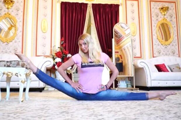 Анастасия Волочкова. Фото: скриншот youtube-видео