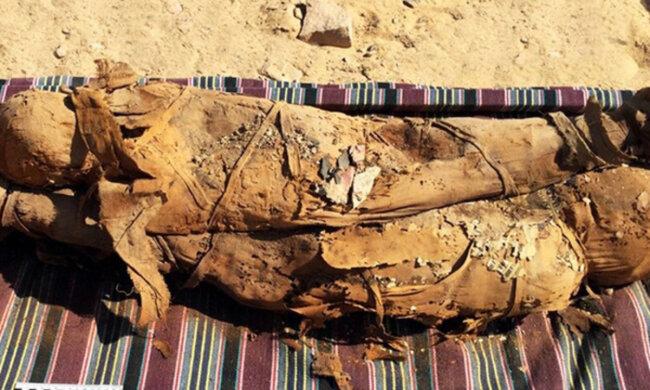 Археологи наткнулись на затерянную гробницу с мумиями и уникальными сокровищами