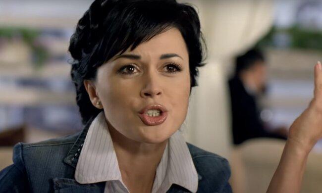 Анастасия Заворотнюк. Фото: скриншот YouTube-видео