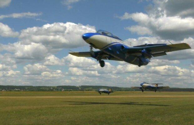 В Украине продают самолёт по цене б/у авто. Фото: YouTube, скрин