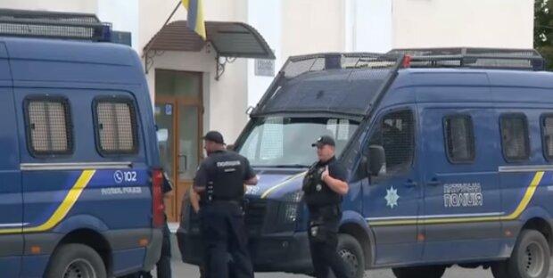 """Поиски """"полтавского"""" террориста продолжаются. Фото: скриншот YouTube"""