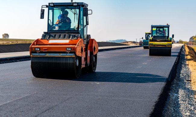 Строительство дорог, фото: Hyser