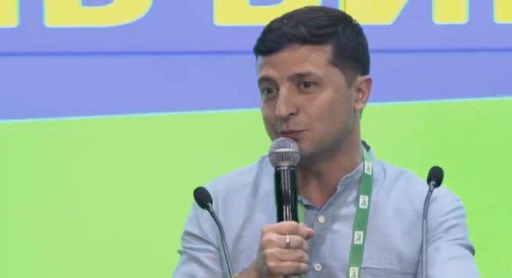 Срочное обращение Зеленского к украинцам по поводу выборов в Верховную Раду