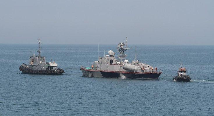 Корабли Керчь