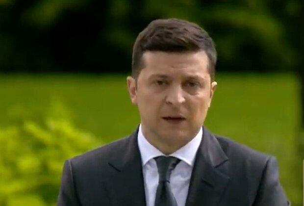 Зеленский рассказал о запуске транспорта. Фото: скрин youtube