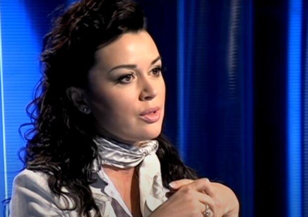 Анастасия Заворотнюк. Фото: скриншот YouTube