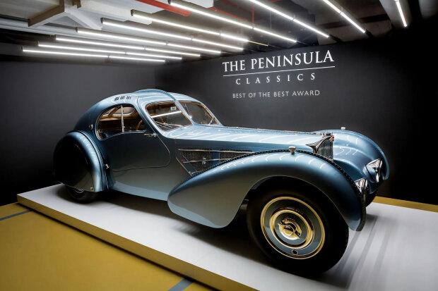 """""""Bugatti Type57 Atlantic"""". Фото: autoexpress.co.uk"""